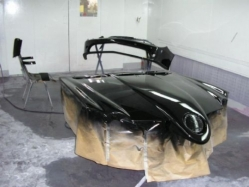 Mercedes Car Bonnet Repair